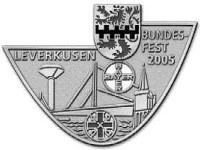 2005 - BSF Leverkusen - Logo (sw)
