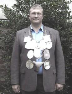 Neuer König in Beeck: Wolfgang Radermacher aus Kipshoven