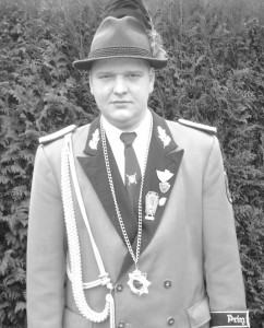 Bezirksprinz Alexander Cremer
