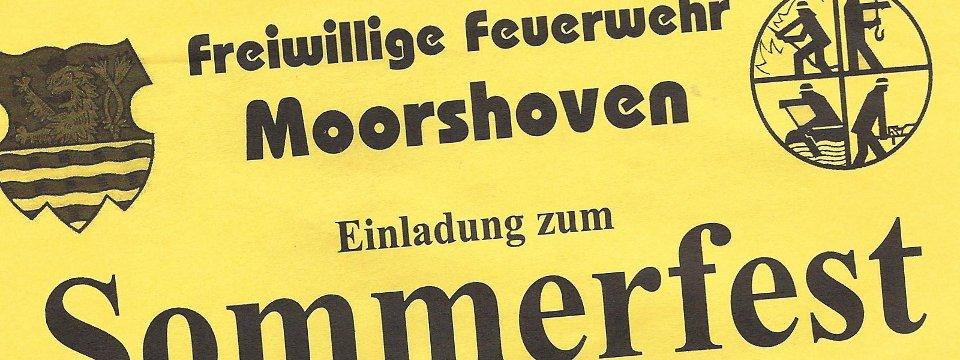 2013 - Sommerfest Feuerwehr
