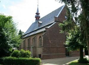 Kapelle Kipshoven, Titelbild Jahrbuch 2008/09