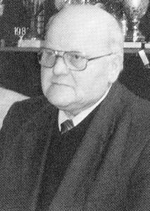 Pater Laetantius Morskieft O.Carm.