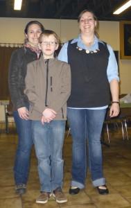 2013 - Bezirkschülerprinz - Christopher Pint